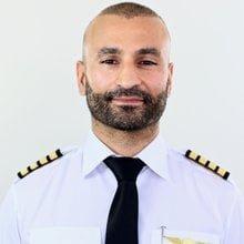 Pilot Alan Raouf