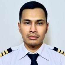 Pilot Sirre Sakula